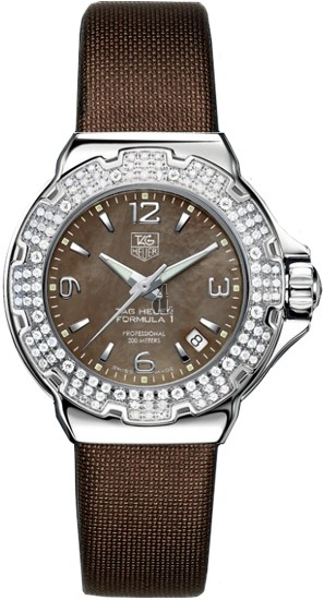 Replica Tag Heuer Formula 1 Ladies Watch WAC1217.FC6221
