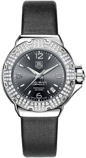 Replica Tag Heuer Formula 1 ladies watches WAC1218.BC0847