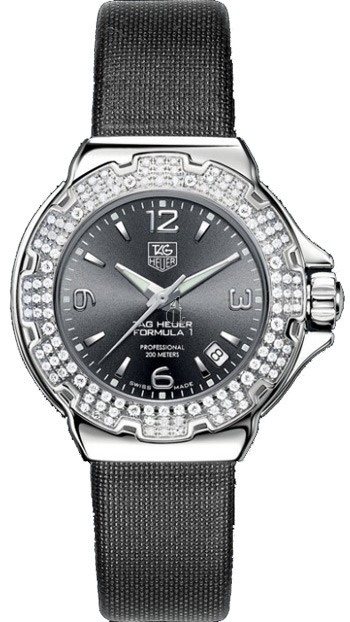 Replica Tag Heuer Formula 1 Ladies Watch WAC1218.FC6222