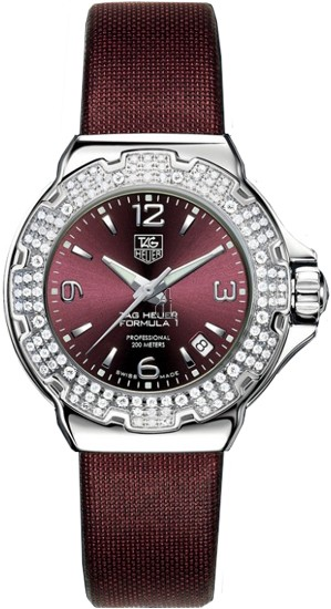 Replica Tag Heuer Formula 1 Ladies Watch WAC1219.BC0848