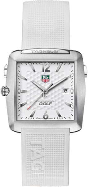 Replica Tag Heuer Tiger Woods Professional Golf Watch WAE1112.FT6008