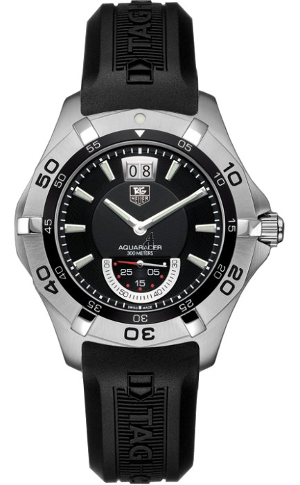 Replica Tag Heuer Aquaracer Quartz Grand-Date 41mm Mens Watch WAF1010.FT8010