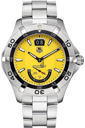 Replica Tag Heuer Aquaracer Quartz Grand Date Watch   WAF1012.BA0822