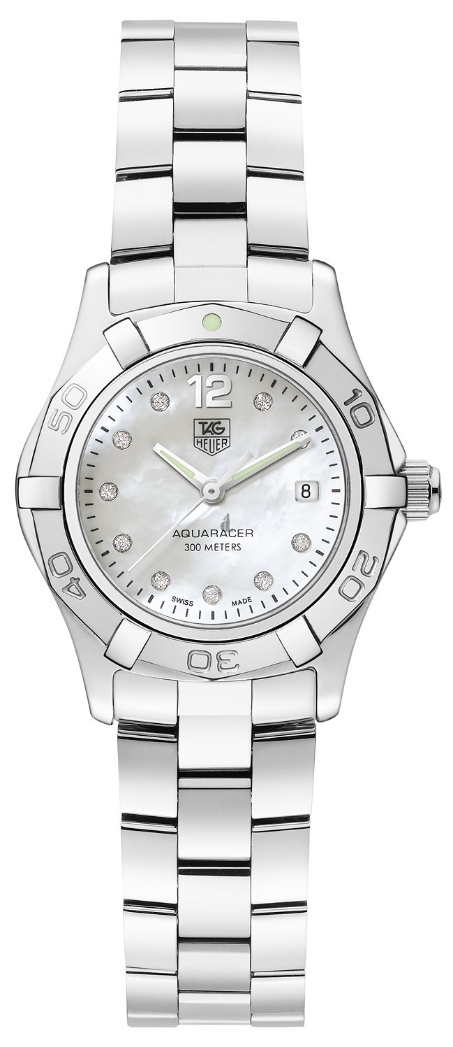 Replica Tag Heuer Aquaracer Quartz Ladies 27mm WAF1415.BA0813