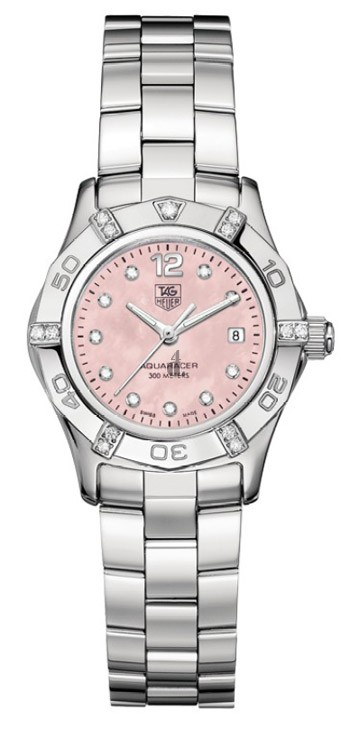 Replica Tag Heuer Aquaracer Ladies Watch WAF141H.BA0824