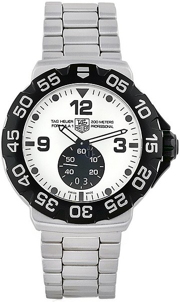 Replica Tag Heuer Formula 1 Grande Date 44mm Mens Watch WAH1011.BA0854