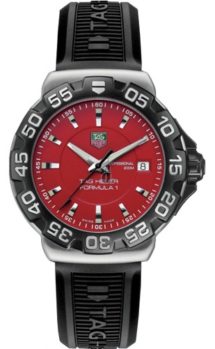 Replica Tag Heuer Formula 1 Mens Watch  WAH1112.BT0714