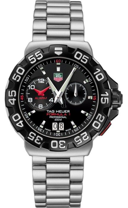 Replica Tag Heuer Formula 1 Alarm Mens Watch WAH111A.BA0850