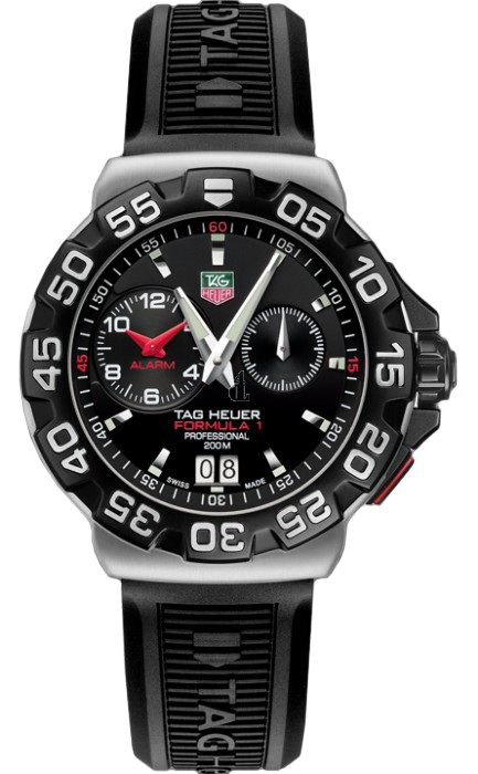 Replica Tag Heuer Formula 1 Alarm Men's Watch WAH111A.BT0714