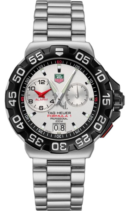 Replica Tag Heuer Formula 1 Alarm Mens Watch WAH111B.BA0850