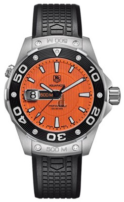 Replica Tag Heuer Aquaracer 500M Calibre 5 Automatic Watch  WAJ1113.FT6015