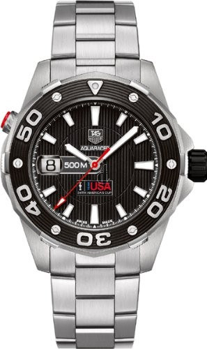 Replica Tag Heuer Aquaracer 500M Calibre 5 Automatic Watch 43mm WAJ2118.BA0870