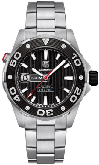 Replica Tag Heuer Aquaracer 500M Calibre 5 Mens Watch WAJ2119.BA0870