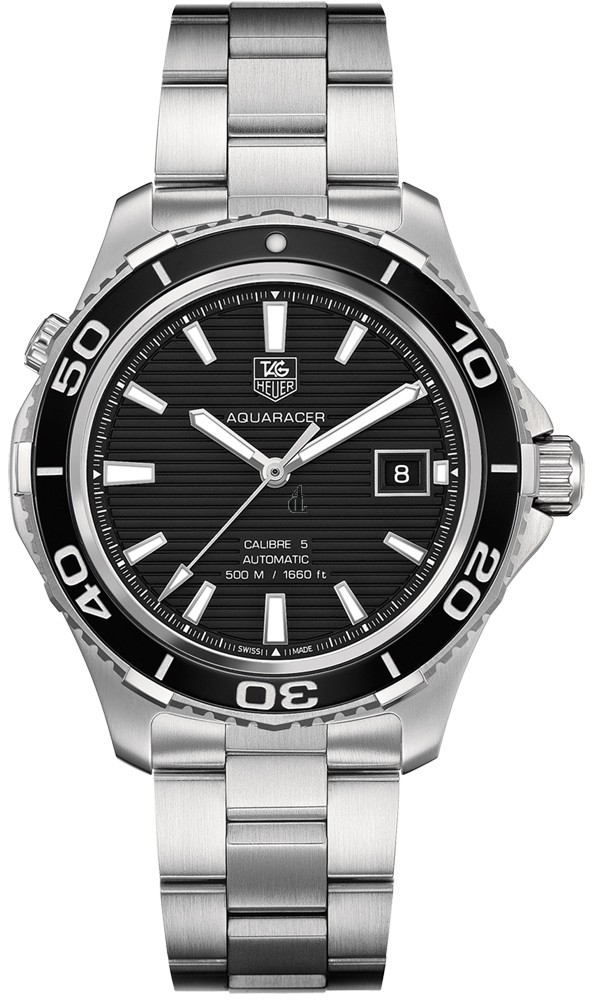 Replica Tag Heuer 500M Calibre 5 Automatic Watch 41mm WAK2110.BA0830