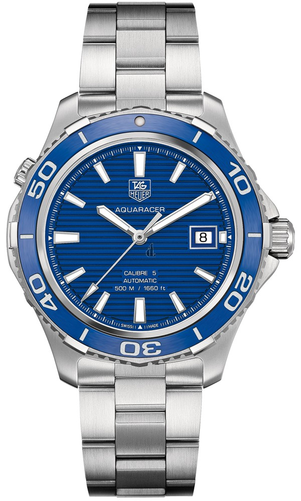 Replica Tag Heuer Aquaracer 500 M Calibre 5Automatic Watch41 mm WAK2111.BA0830