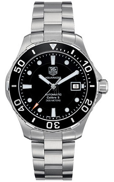 Replica Tag Heuer Aquaracer Calibre 5Automatic Watch 41 mm WAN2110.BA0822