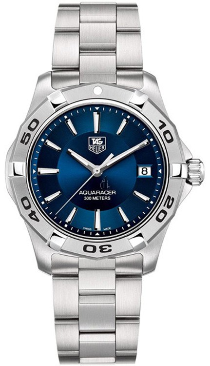 Replica Tag Heuer Aquaracer 300M 39 mm mens watch WAP1112.BA0831
