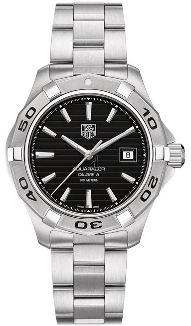 Replica Tag Heuer Aquaracer 300M Calibre 5 Automatic Watch 41 mm WAP2010.BA0830