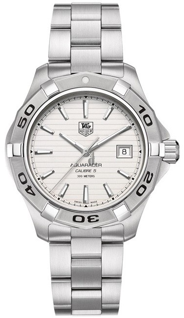 Replica Tag Heuer Aquaracer Calibre 5 Watch WAP2011.BA0830
