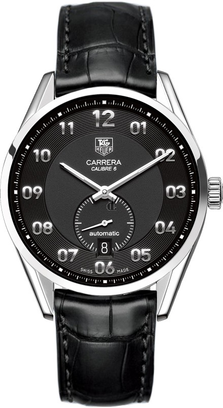 Replica TAG Heuer Carrera  Calibre 6 Automatic Watch WAR2110.FC6180