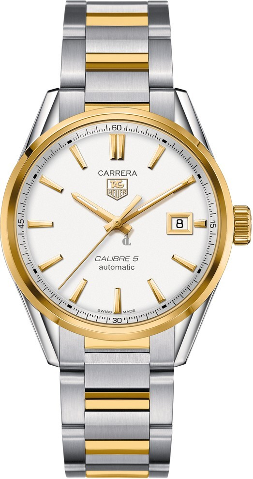 Replica Tag Heuer Carrera Caliber 5 Mens Watch WAR215B.BD0783