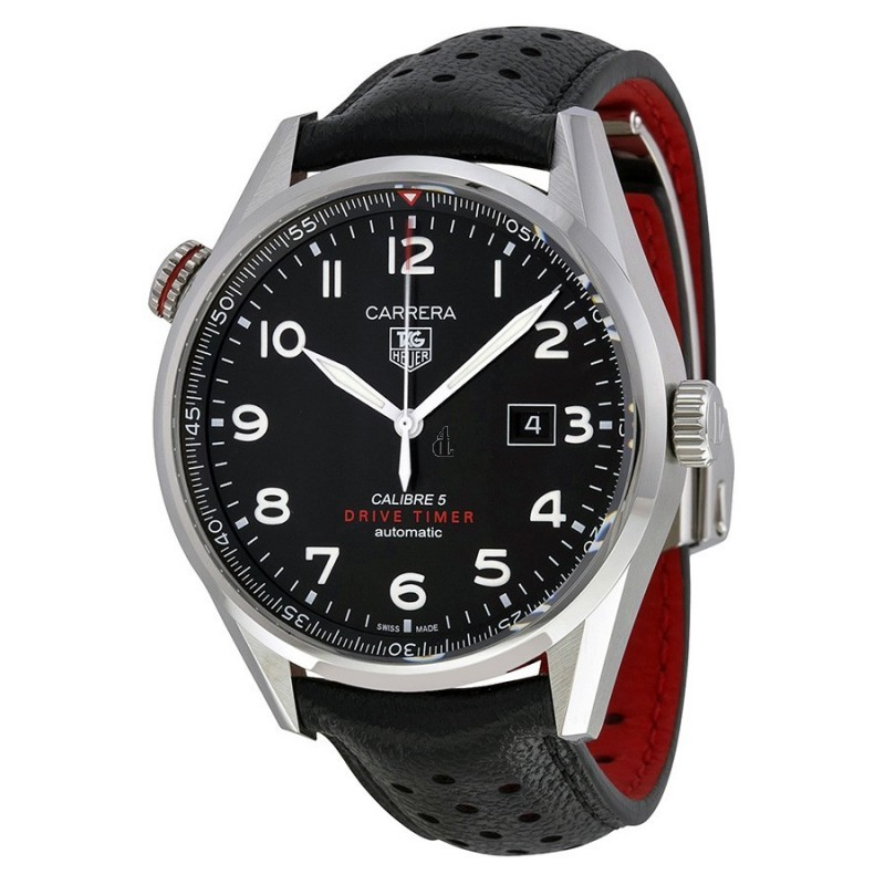 Replica Tag Heuer Carrera Calibre 5 Diver Timer Automatic watch WAR2A10.FC6337