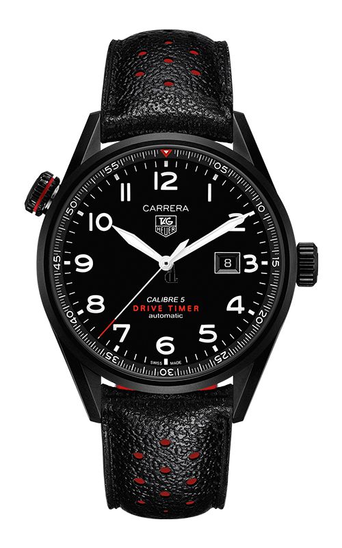 Replica Tag Heuer Carrera Calibre 5 Diver Timer Automatic watch WAR2A80.FC6337