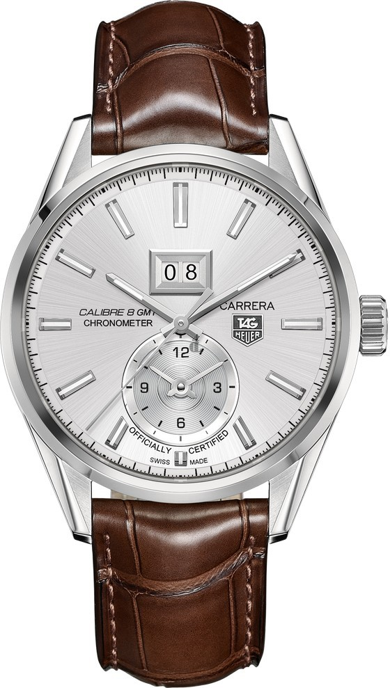 Replica TAG Heuer Carrera  Calibre 8 GMT and Grande Date Automatic WAR5011.FC6291