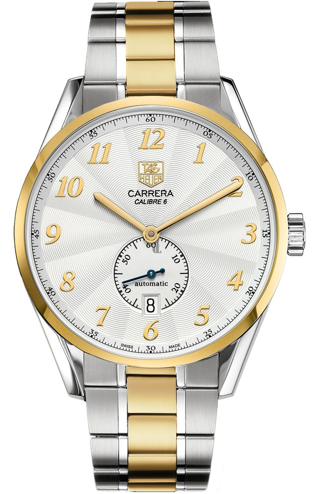 Replica Tag Heuer Carrera Calibre 6 Heritage Automatic WAS2150.BD0733