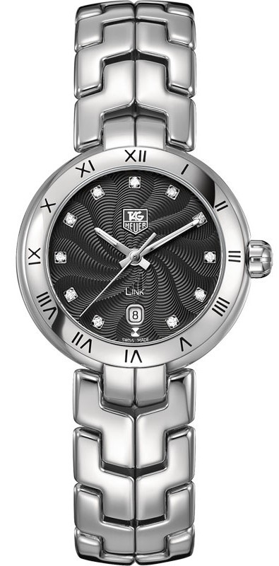 Replica TAG Heuer Link Lady Diamond Dial Watch WAT1410.BA0954