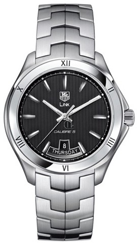 Replica Tag Heuer Link Mens Black Dial Watch WAT2012.BA0951