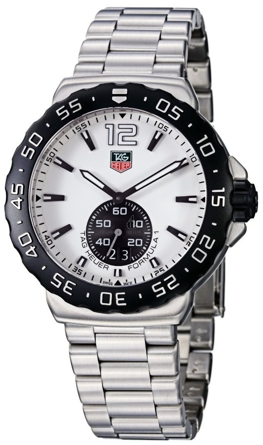 Replica Tag Heuer Formula 1 Grande Date 42mm Mens Watch WAU1111.BA0858