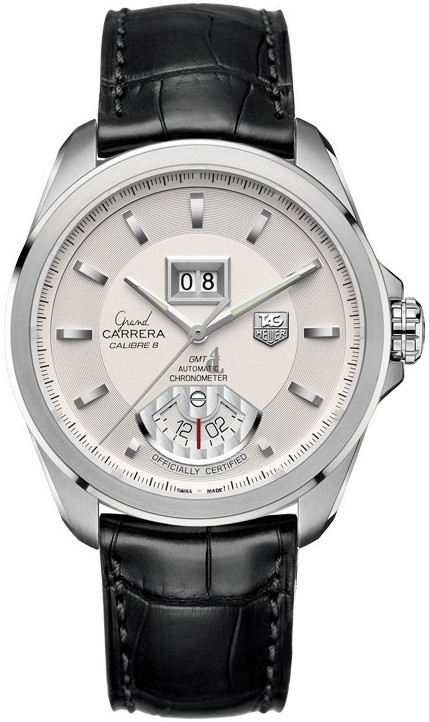 Replica TAG Heuer Grand Carrera Calibre 8 RS Grande Date and GMT Automatic watch  WAV5112.FC6225