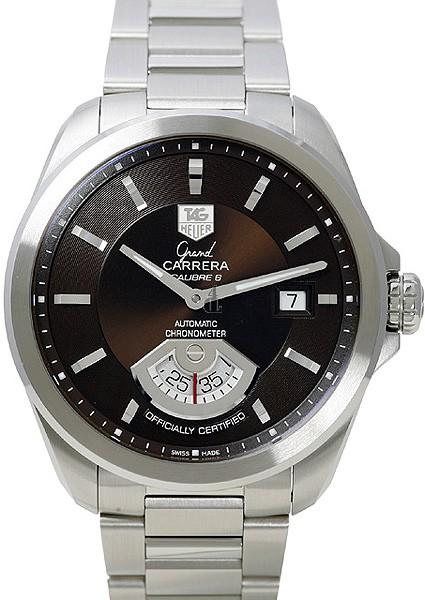 Replica TAG Heuer Grand Carrera Calibre 6 RS Automatic Watch WAV511C.BA0900