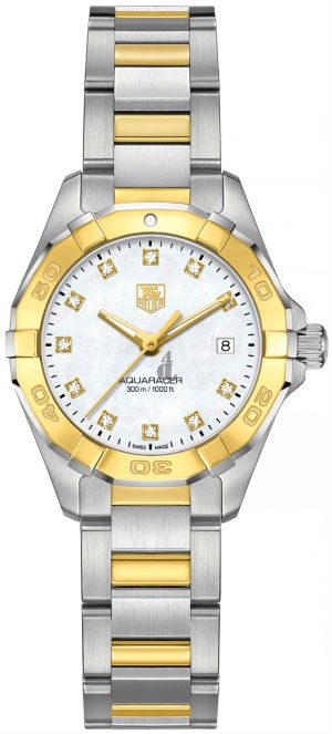 Replica Tag Heuer Aquaracer Lady 300 M 27mm WAY1451.BD0922