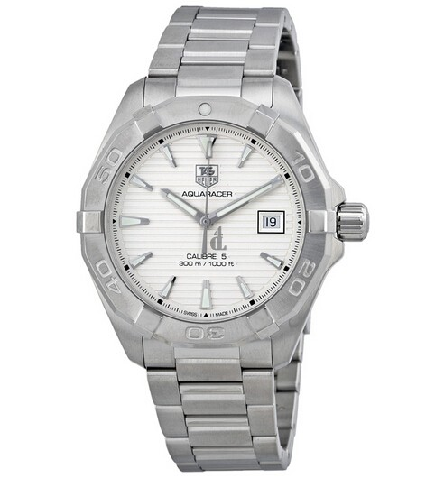 Replica Tag Heuer Aquaracer 300M Calibre 5Automatic Watch 40.5mm WAY2111.BA0910