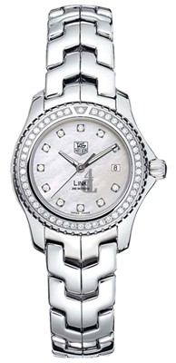 Replica Tag Heuer Link Quartz Ladies Watch WJ131A.BA0572