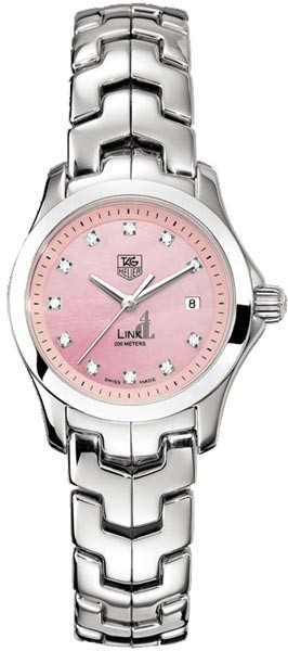 Replica Tag Heuer Link Diamond Ladies Watch WJF131B.BA0572