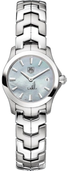 Replica Tag Heuer Link Blue Mother-of-Pearl Ladies Watch WJF1411.BA0585