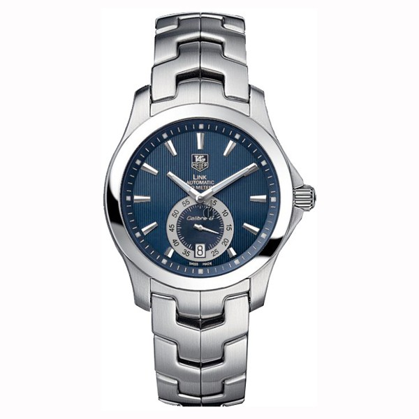 Replica Tag Heuer Link Automatic Men's Blue Steel Watch WJF2112.BA0570