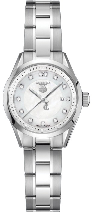Replica TAG Heuer Carrera Diamond Dial 27mm Ladies watch WV1411.BA0793