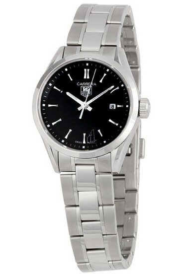Replica Tag Heuer Carrera Quartz Ladies Watch  WV1414.BA0793