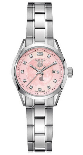Replica Tag Heuer Carrera 27mm Ladies Watch WV1417.BA0793