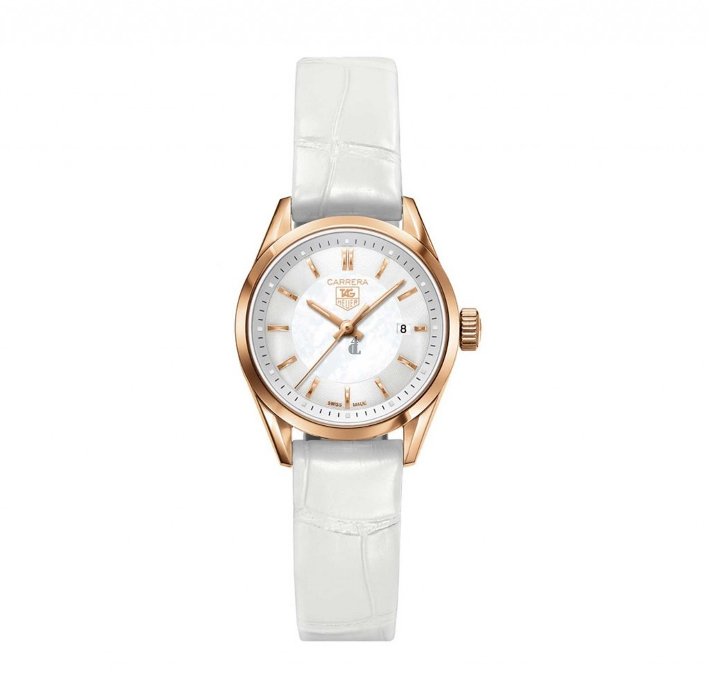 Replica Tag Heuer Carrera Ladies watch WV1440.FC8179