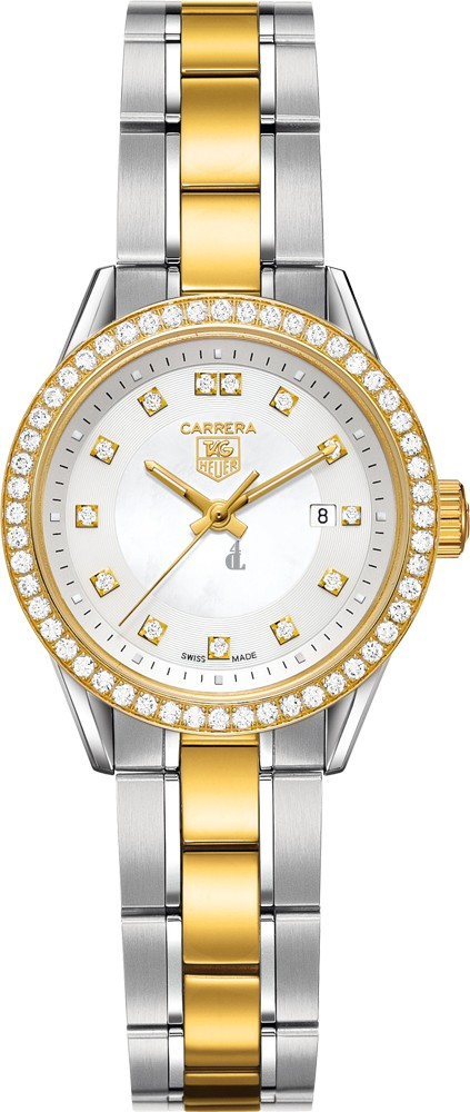 Replica Tag Heuer Carrera 27 mm Ladies Watch WV1451.BD0797