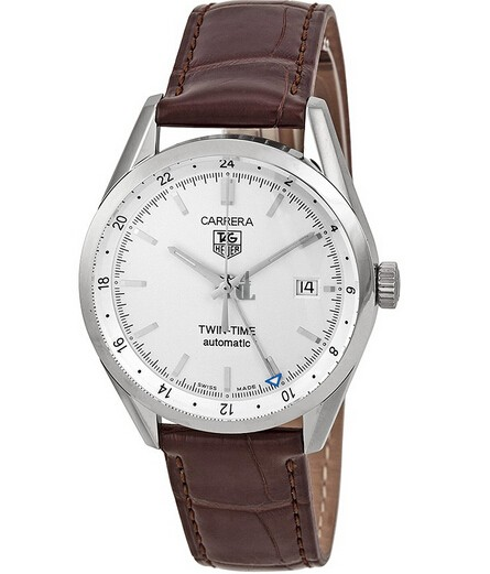 Replica Tag Heuer Carrera Calibre 7 TwinTime Mens Watch WV2116.FC6181