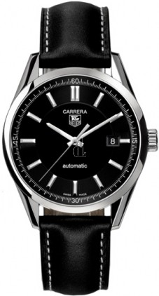 Replica Tag Heuer Carrera Calibre 5 Automatic Mens Watch WV211B.FC6202
