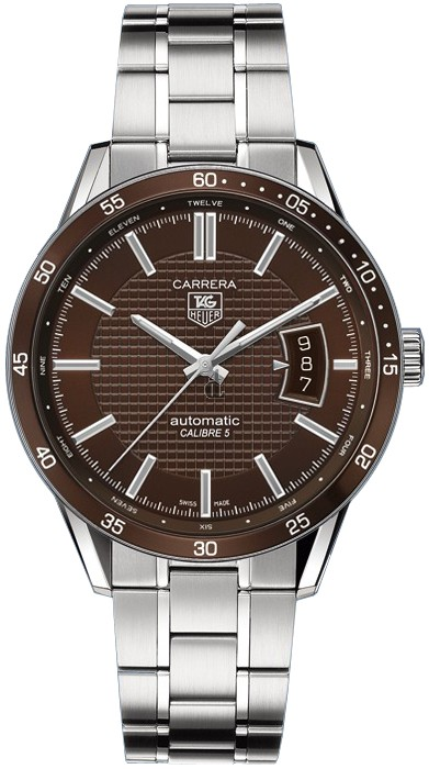 Replica Tag Heuer Carrera Calibre 5 Mens Watch WV211N.BA0787