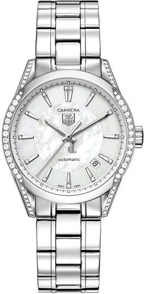 Replica TAG Heuer Carrera Calibre 5 ladies Watch  WV2212.BA0798