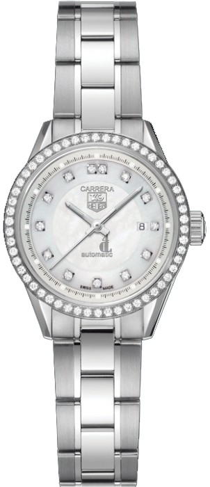 Replica Tag Heuer Carrera 27mm Ladies Watch WV2413.BA0793